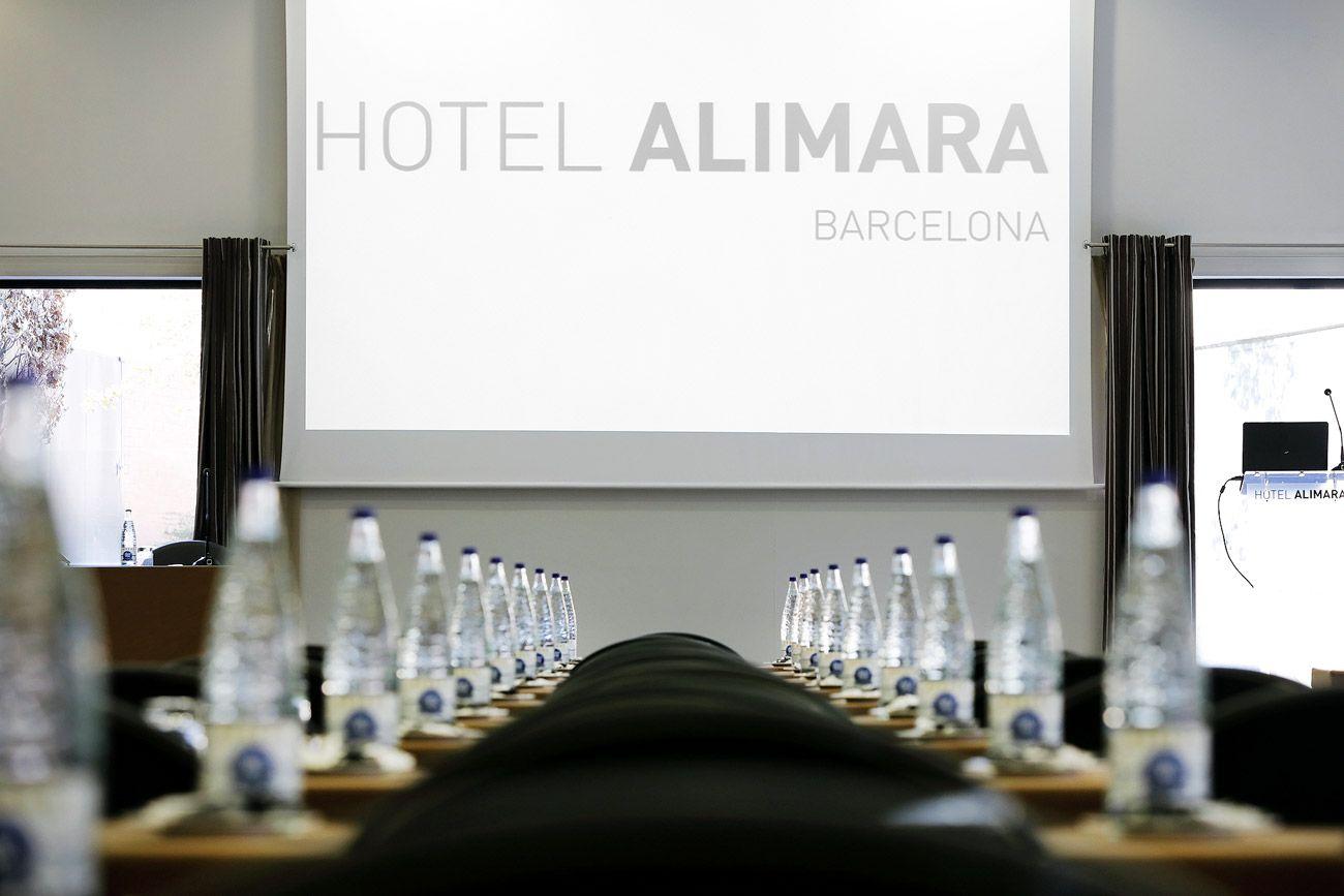 Todo tipo de salones para tus eventos corporativos. Barcelona MICE