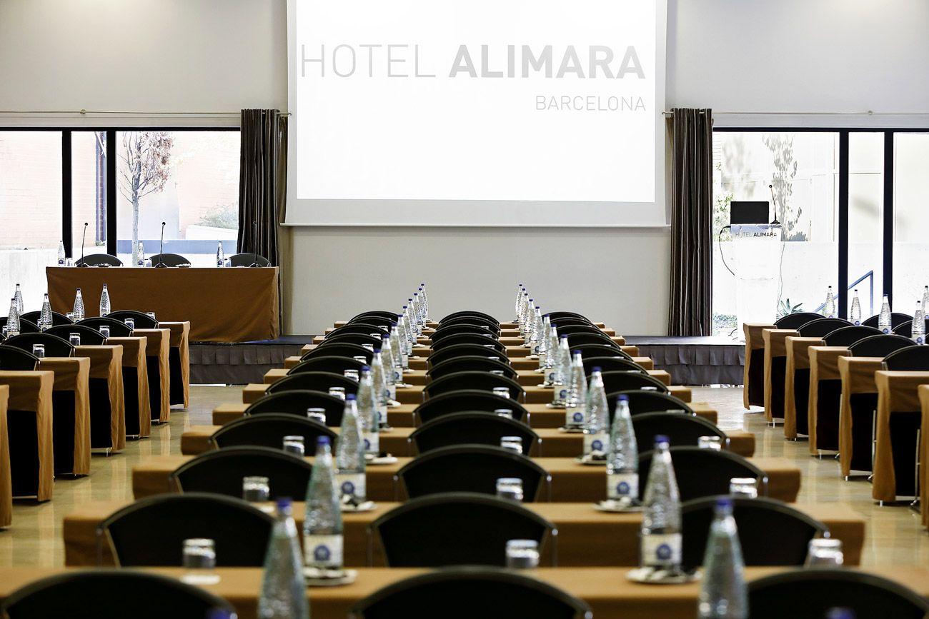 Barcelona negocios. Salones para reuniones y eventos corporativos.